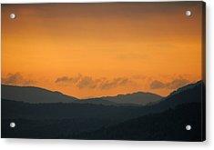 Acrylic Print featuring the photograph Adirondacks by Steven Richman