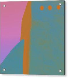 Adobe Walls Number 3 Acrylic Print
