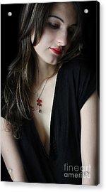 Adriana Acrylic Print