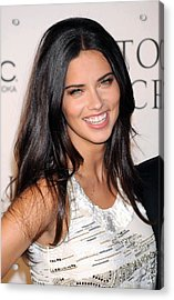 Adriana Lima At Arrivals For 2009 Acrylic Print by Everett