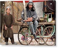 Afghan's Live Acrylic Print