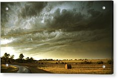 After The Storm Acrylic Print by Andrew Dyer Photography