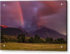 After The Storm Acrylic Print by Andrew Soundarajan