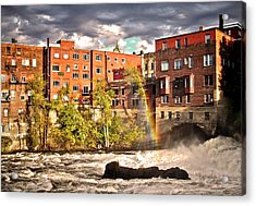 After The Storm ... Acrylic Print