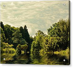 After The Storm Acrylic Print by Sharon Lisa Clarke