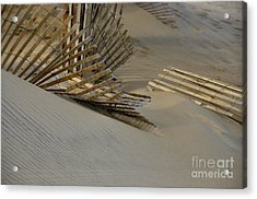 Acrylic Print featuring the photograph After The Storm by Tamera James