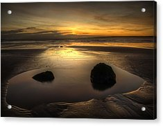 After Tide Out Acrylic Print by Svetlana Sewell