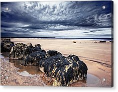 After Tide Acrylic Print by Svetlana Sewell