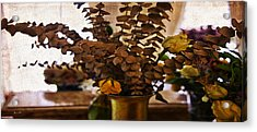 Afterglow Acrylic Print by Madeline Ellis