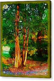Afternoon Delight Acrylic Print by Judi Bagwell