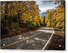 Acrylic Print featuring the photograph Afternoon Drive by Randy Wood