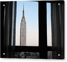 Afternoon Empire Acrylic Print by Jeff Mueller