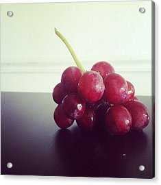Afternoon Snack :) Acrylic Print