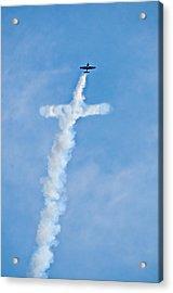 Air Cross Acrylic Print