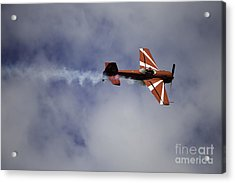 Air Show 10 Acrylic Print by Darcy Evans