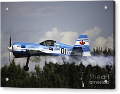 Air Show 14 Acrylic Print by Darcy Evans