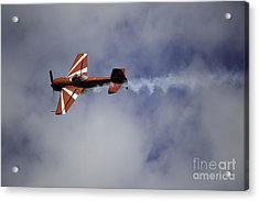 Air Show 3 Acrylic Print by Darcy Evans