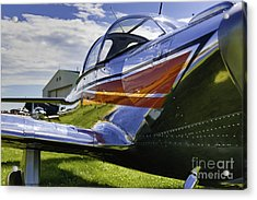Air Show 6 Acrylic Print by Darcy Evans