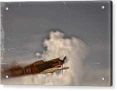 Air Superiority V2 Acrylic Print by Douglas Barnard