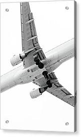 Aircraft Acrylic Print by Daniel Kulinski