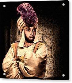 Aladdin Acrylic Print