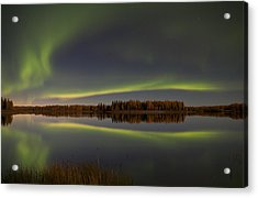 Alaska Delight Acrylic Print