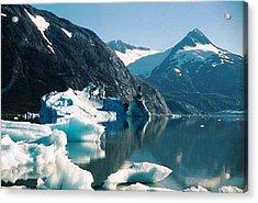 Alaska Reflections Acrylic Print