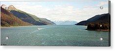Alaskan Boatride Acrylic Print