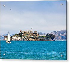 Alcatraz - San Francisco Acrylic Print