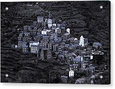 Aldeia De Piodao Acrylic Print by Dias Dos Reis