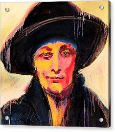 Alfred's Georgia Acrylic Print