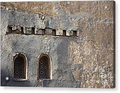 Alhambra Wall Acrylic Print
