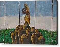 Ali Baba And The Forty Theives Acrylic Print by Unknown - Iraqi Local National