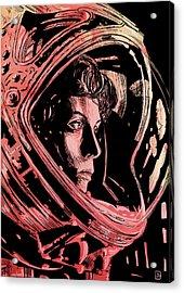 Alien Sigourney Weaver Acrylic Print
