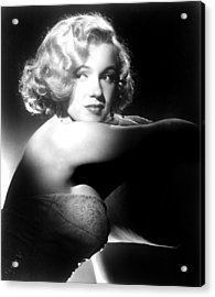 All About Eve, Marilyn Monroe, 1950 Acrylic Print