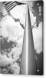 Acrylic Print featuring the photograph All About Perspective by Janie Johnson