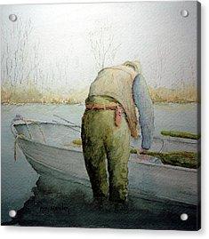 Alone 11312 Acrylic Print