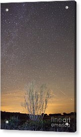 Alqueva Dark Sky Reserve Acrylic Print by Andre Goncalves