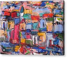 Amalfi 88 Acrylic Print