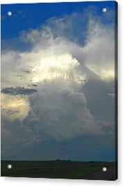 Amazing Cloud Acrylic Print