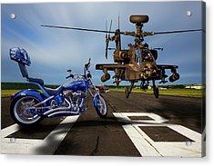 American Choppers 2 Acrylic Print