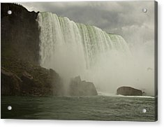 Acrylic Print featuring the photograph American Falls by Darleen Stry