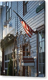 American Morning Acrylic Print by Amee Cave