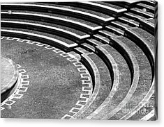 Amphitheatre Acrylic Print by Gaspar Avila