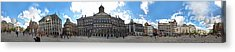 Amsterdam - Dam Square - 02 Acrylic Print by Gregory Dyer