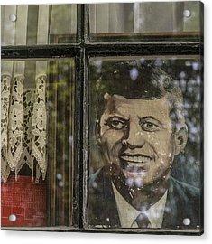 #amsterdam #keizersgracht #nl #window Acrylic Print