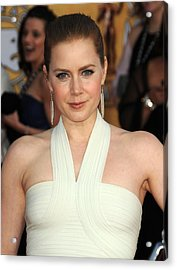 Amy Adams At Arrivals For 17th Annual Acrylic Print