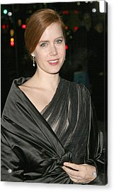 Amy Adams At Arrivals For The 2008 Acrylic Print by Everett