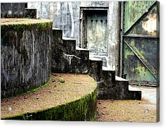 An Abandoned Fortress Acrylic Print