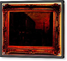 An Antique Acrylic Print by Anand Swaroop Manchiraju